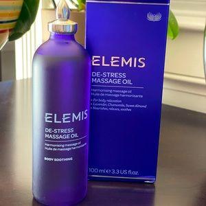Elemis De-Stress Massage Oil 3.3 fl.oz.